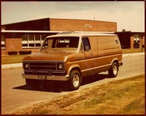 Pop's 1978 Ford